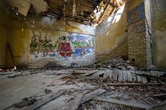 DSC_1414 (The Archives of Decay) Tags: urbanexploring urbexphotography udssr lostplaces abandonedplaces abandoned verlassen abandonedmilitarybuilding sovietunion sowjetunion gssdwgt gssd kaserne sovietunionabandoned