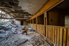 DSC_1458 (The Archives of Decay) Tags: urbanexploring urbexphotography udssr lostplaces abandonedplaces abandoned verlassen abandonedmilitarybuilding sovietunion sowjetunion gssdwgt gssd kaserne sovietunionabandoned