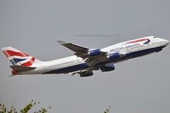 British Airways G-CIVT Boeing 747-436 cn/25821-1149 @ EGLL / LHR 27-05-2018 (Nabil Molinari Photography) Tags: british airways gcivt boeing 747436 cn258211149 egll lhr 27052018
