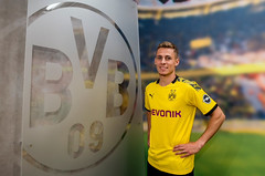 Borussia Dortmund announces to sign Thorgan Hazard on five-year deal (baydorzblogng) Tags: nigeria news africa international celebrity gists other education fashion