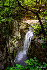 Burden Falls (Wits End Photography) Tags: statepark southernillinois illinois shawneenationalforest woods shawnee waterfalls nature