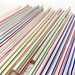 Plastic straws stock photo image that is free to use under CC 2.0.