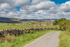 Down into Forest-In-Teesdale May 2019 (Richard Laidler) Tags: aonb areaofoutstandingnaturalbeauty bluesky clouds countydurham fine forestinteesdale globalgeopark northpenninesaonb spring sunny sunshine teesdale upper upperteesdale whiteclouds