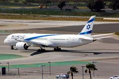 B787 4X-EDB Los Angeles 28.03.19-2 (jonf45 - 5 million views -Thank you) Tags: airliner civil aircraft jet plane flight aviation lax los angeles international airport klax 787 b787 dreamliner b789 789 el al boeing 7879 4xedb