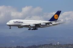 A380 D-AIMK Los Angeles 28.03.19 (jonf45 - 5 million views -Thank you) Tags: airliner civil aircraft jet plane flight aviation lax los angeles international airport klax a380 lufthansa airbus daimk