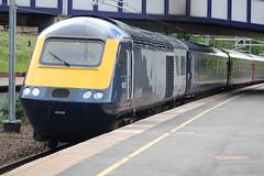 LARBERT 43152 (johnwebb292) Tags: larbert diesel hst class 43 scotrail 43152