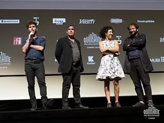 Q&A du film Por el Dinero