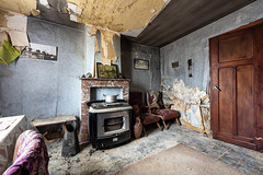 in dust we trust (Alf Röthlisberger) Tags: urbex abandoned decay lost