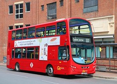 Go Ahead London General - WVL298 - LX59CZR (Waterford_Man) Tags: goaheadlondoncentral goaheadlondongeneral wrightbus wvl298 lx59czr