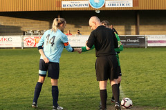 16 (Dale James Photo's) Tags: buckingham athletic ladies football club caversham afc thames valley counties womens league division one swans stratford fields non
