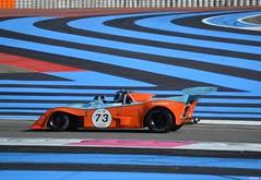 MIRAGE GR7 Gulf ex BELL - 1974 (SASSAchris) Tags: mirage gr7 gulf derek bell voiture anglaise auto endurance 10000 10000toursducastellet tours castellet circuit ricard httt htttcircuitpaulricard htttcircuitducastellet