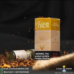 Tobacco lovers rejoice. Brand new flavor by Naked Salt has arrived! • Euro Gold by NKD 100 Salt E-Liquid captures the heavenly aromas of cured tobacco, extracting sweet and robust fragrances from this exquisitely balanced nicotine salt eJuice that is sure (ejuiceusamurah) Tags: instagram ifttt