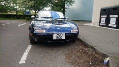 1997 Mazda Eunos Roadster 1.8L P512 SOO (SignumGB) Tags: 1997 eunos roadster p512 soo