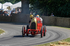 Beast of Turin (aguswiss1) Tags: auto fos flickrcar goodwood beastofturinfiats76 car flickr festivalofspeed goodwoodfos