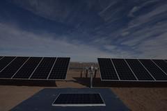 Foto15 (Intendente de Tarapacá) Tags: intendente quezada y ministra de energía participaron en la instalación los 1ros paneles fotovoltaicos granja solar 22052019