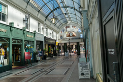 Bournemouth's bright arcade. (Seaton Carew.) Tags: arcade oldandbeautiful charm goodshops norifraf
