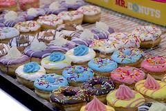 Mr. Donuts (oxfordblues84) Tags: machaneyehudamarket oat overseasadventuretravel jerusalemisrael jerusalem israel walkingtour market donuts donut donutshop mrdonuts