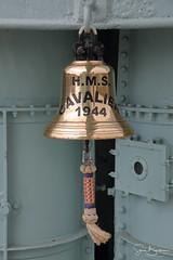 Cavalier 9 20190504 (Steve TB) Tags: canon eos5dmarkiii chatham historicdockyard hmscavalier cclass destroyer 2ships bellroyal navy