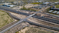 I-17 and Happy Valley Road_032019 (Arizona Department of Transportation) Tags: transportation construction signs maintenance freeways highways trafficinterchange safety phoenix az usa