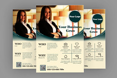 Corporate Flyer (sifat_designer) Tags: corporate flyer professional a4 business