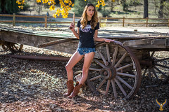 Sharp Carl Zeiss Sony Sonnar T* FE 55mm f/1.8 ZA Lens SEL55F18Z ! Pretty Green Eyes Athena! Beautiful Cowgirl Model Goddess Gold 45 Revolver Cowboy Boots Country Woman! Short Shorts Blue Jeans Cutoffs Daisy Dukes! Tan Cowboy Boots Gold 45 Revolver! (45SURF Hero's Odyssey Mythology Landscapes & Godde) Tags: pretty green eyes athena beautiful cowgirl model goddess gold 45 revolver cowboy boots country woman white summer dress blue jeans cutoffs daisy dukes dx4dtic 45surf 45epic sony a7 r 55mm carl zeiss f18 prime lens