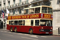Big Bus E358NUV (MCW1987) Tags: london hongkong kowloon motor bus alexander bodied leyland olympian ec8251 e358nuv big open top