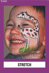 A-040 STRETCH (BEYOND Face Painting) Tags: animal animals beyond bfp originals