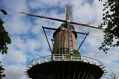 Netherlands (morome7e) Tags: netherlands bike wind mills europe sun