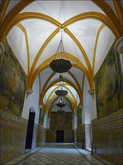Reales Alcazares - Sevilla (Phil Blackburn) Tags: seville spain andalusia espania architecture moorish mudéjar sevilla