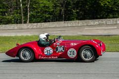 Alfa Romeo 6C 2500 SS Spider 1939 (dprezat) Tags: alfaromeo alfa autos classic cars classiccars collection sport vintage revival autodromelinasmontlhéry autodrome montlhéry essonne utac vintagerevivalmontlhéry vrm 2019 nikond800 nikon d800