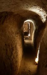 The underground city of Ouyi