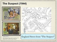 The Suspect 1944 (universalstonecutter) Tags: thesuspect1944 map seenonthemoviescreen backlot universalcity universal studios universalstudios backot movielocation universalpictures 1944 thesuspect suspect