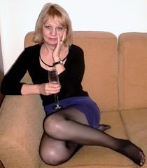 More Chablis (Dun.can) Tags: judy portrait wine chablis frenchwine nottingham sofa
