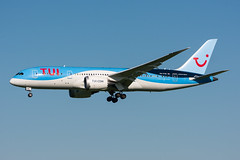 PH-TFM - TUI Airlines Netherlands - Boeing 787-8 Dreamliner (5B-DUS) Tags: phtfm tui airlines netherlands boeing 7878 dreamlinerphtfm dreamliner b788 ams eham amsterdam schiphol airport aircraft airplane aviation flughafen flugzeug planespotting plane spotting national