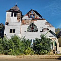 lost church (Mycophagia) Tags: