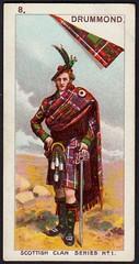 Cigarette Card - Drummond