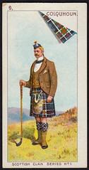 Cigarette Card - Colquhoun