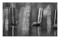 Macro Mondays : Inside Electronics (Tostaky2) Tags: macromondays insideelectronics macro monochrome noiretblanc blackandwhite canon eos550d