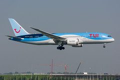 OO-LOE - TUI Airlines Belgium - Boeing 787-8 Dreamliner (5B-DUS) Tags: ooloe tui airlines belgium boeing 7878 dreamliner b788 ams eham amsterdam schiphol airport aircraft airplane aviation flughafen flugzeug planespotting plane spotting netherlands