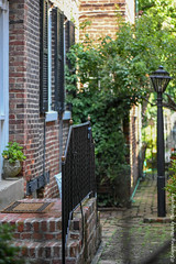 850_1265.jpg (Snapping Beauty) Tags: 2018 path iron landscape alexandriava nature abstract day background town nopeople textures alley scenery beautyinnature brick virginia vertical rowhouse years things places clean old esp