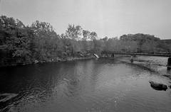 River Mill Park in Occoquan, Va (greauxe) Tags: leicammount occoquanva illfordhp5 people streetphotography bwfilm filmexplosionblogspotcom hp5hp54000 15mmf45 filmphotographychannel rivermillpark voigtlander15mmcolorsuperwideheliar 35mmfilm washingtondcmetroarea leiccam3 streetphotos bw