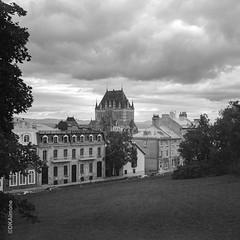 Quebec City (http://www.aimonephoto.com) Tags: 6x6 blackwhite caffenoldeltastd ilfordfp4 mediumformat quebeccity weltaweltur film monochrome safe
