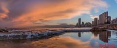 Manara Sunrise (Paul Saad) Tags: beirut sunset sunrise dusk dawn nikon lebanon colors sea beach ocean long exposure paul saad waves water