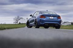 2017 BMW M2 (benburch) Tags: bmw m2 m3 m4 m5 bmwperformance lbb longbeachblue lagunasecablue estorilblue 6speed m