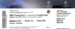 "BSC Young Boys - Juventus Turin 2:1 (1:0) • <a style=""font-size:0.8em;"" href=""http://www.flickr.com/photos/79906204@N00/46242494172/"" target=""_blank"">View on Flickr</a>"
