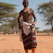 Samburu moran, a man of warrior age