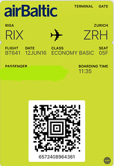 "Boardingpass Air Baltic • <a style=""font-size:0.8em;"" href=""http://www.flickr.com/photos/79906204@N00/46394044705/"" target=""_blank"">View on Flickr</a>"