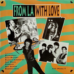 From L.A. With Love [1992] (renerox) Tags: punk 70s punkrock vinyl lp records newwave