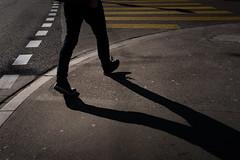 big steps (gato-gato-gato) Tags: black white schwarz weiss bw blanco negro monochrom monochrome blanc noir streetphotography street strasse strase onthestreets streettogs streetpic streetphotographer mensch person human pedestrian fussgänger fusgänger passant schweiz switzerland suisse svizzera sviss zwitserland isviçre zuerich zurich zurigo zueri fuji fujifilm fujix x100 x100p pointandshoot autofocus digital
