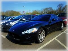 2009 Maserati Grand Turismo .. (John(cardwellpix)) Tags: 2009 maserati grand turismo 6008 guildford surrey